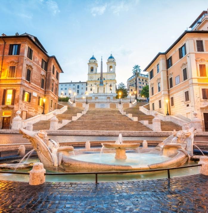 Piazza del Popolo Luxury Home